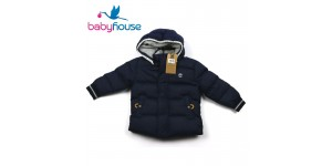 Timberland Giubbotto Doudoune Navy T06354-85T Baby House