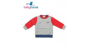Hugo Boss Maglioncino Jumper J05587-971 Baby House