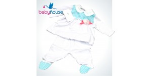 Ciccino Completo Jersey Baby House