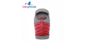 Inglesina Sacco Invernale Newborn Red Oxford Blue Baby House