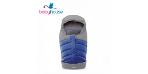 Inglesina Sacco Invernale Newborn Royal Blue Oxford Blue Baby House