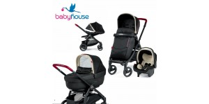 Peg Perego Trio Book 51S Elite Modular 500