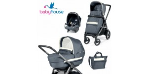 Peg Perego Trio Book 51S Elite Modular Luxe Mirage