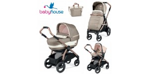 Peg Perego Trio Book 51 Elite Modular Mon Amour