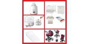 Set Convenienza Baby Care Baby House
