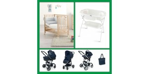 Set Convenienza Happiness Baby House