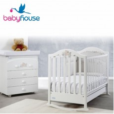 Baby Italia Lettino e Bagnetto Didi Little Baby House