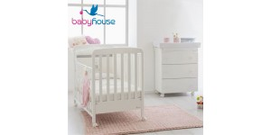Azzurra Design Set Lettino e Bagnetto Polo Baby House