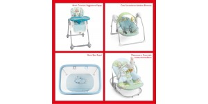 Set Convenienza Play Home  Baby House