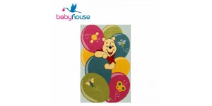 Vivace Tappeto Disney Kids Winnie the Pooh Party Baby House