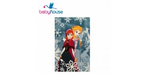 Vivace Tappeto Disney Princess Frozen and Elsa Baby House