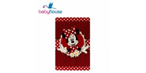 Vivace Tappeto Disney Kids Minnie Pois Baby House